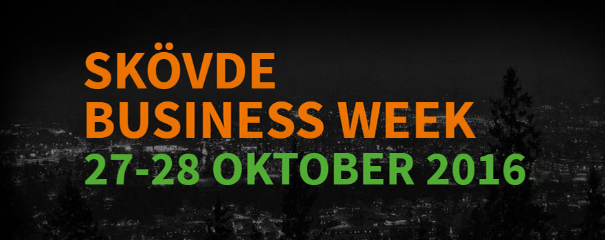 Skövde Business week 2016